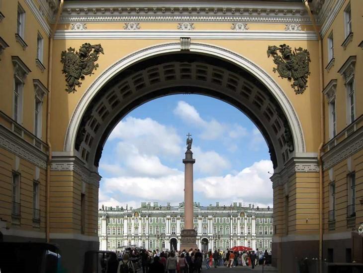 Вокзал Санкт-Петербург