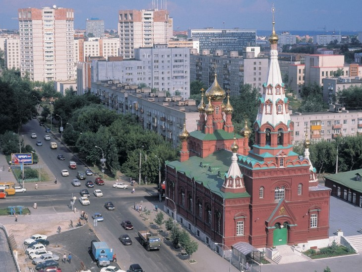Вокзал Пермь